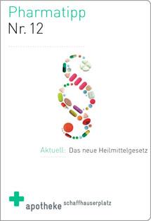 Pharmatipp Nr. 12